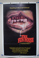 Funhouse (1981) Horror Poster Tobe Hooper - US One Sheet